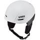 UVEX jimm octo+ Helmet white-gun mat